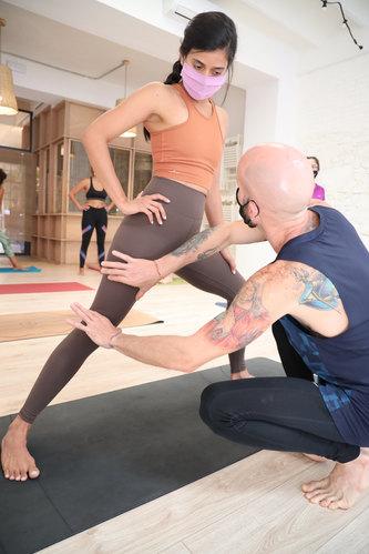 Formación de profesor de yoga en Barcelona