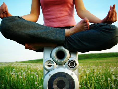 Yoga y música  ¿Cuál es tu melodía?