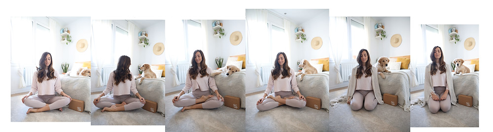 Posturas para meditar