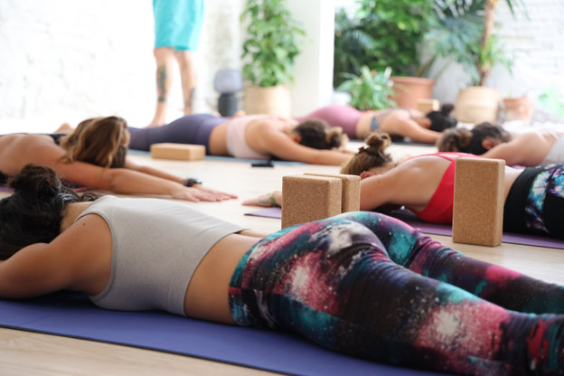 Escuela de yoga en Gracia