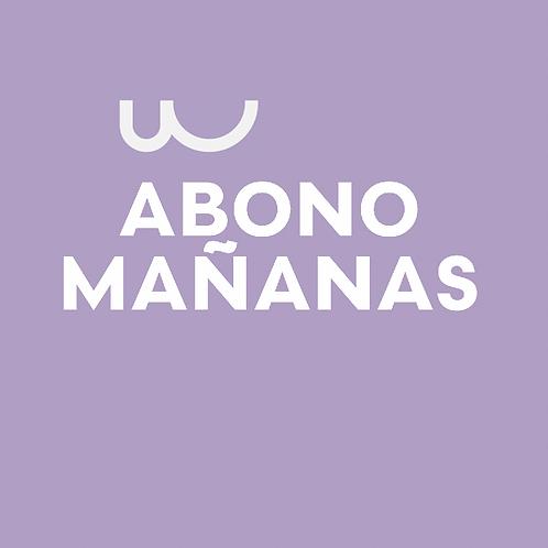 ABONO MAÑANAS