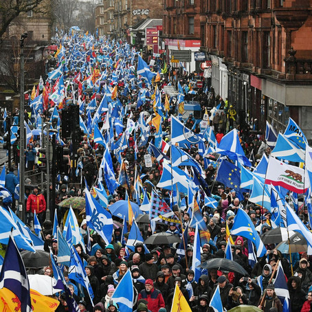 Transition: Study Brexit to better inform Scottish Independence