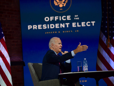 A Transition to a Biden-Manchin Administration