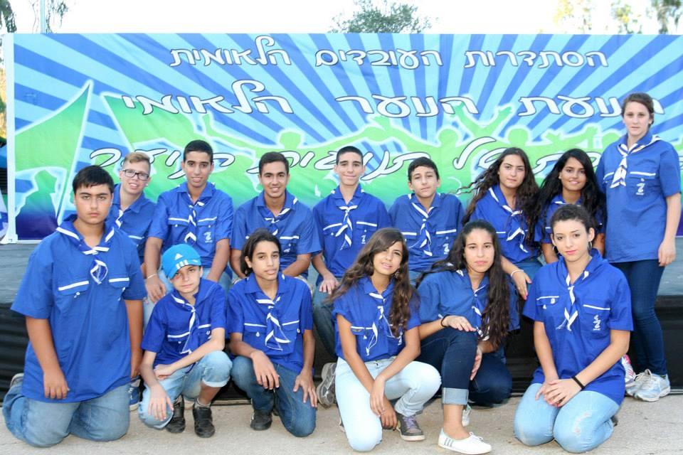 """תנועת הנוער הלאומי-בית""""ר"""