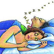 What deprives us of a great night's sleep?
