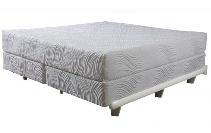 Cal-King size World's Best Latex Mattress