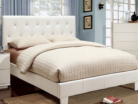 Contemporary Twin Bed Frame