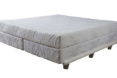 "8"" Pure Talalay Bliss Pamper Latex Mattress Cal-King"