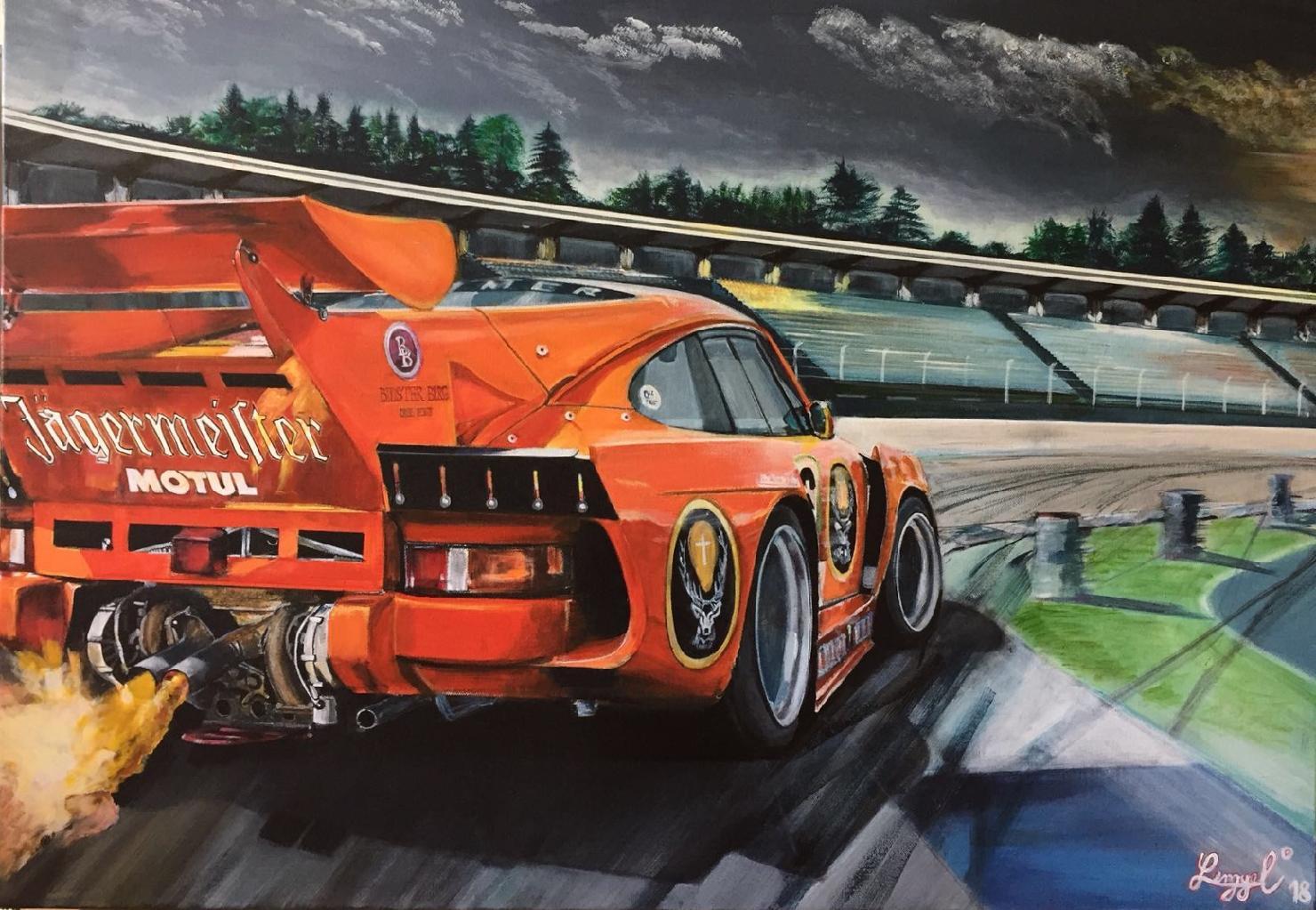 Kremer Porsche 935 K3