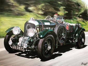 """1930 Bentley 4,5 Litre """"Blower"""""""