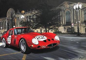 To All Ferrari Lovers: 250 GTO!