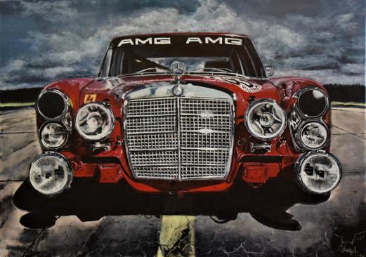 AMG Rote Sau