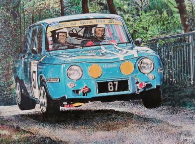 Renault R8 Gordini