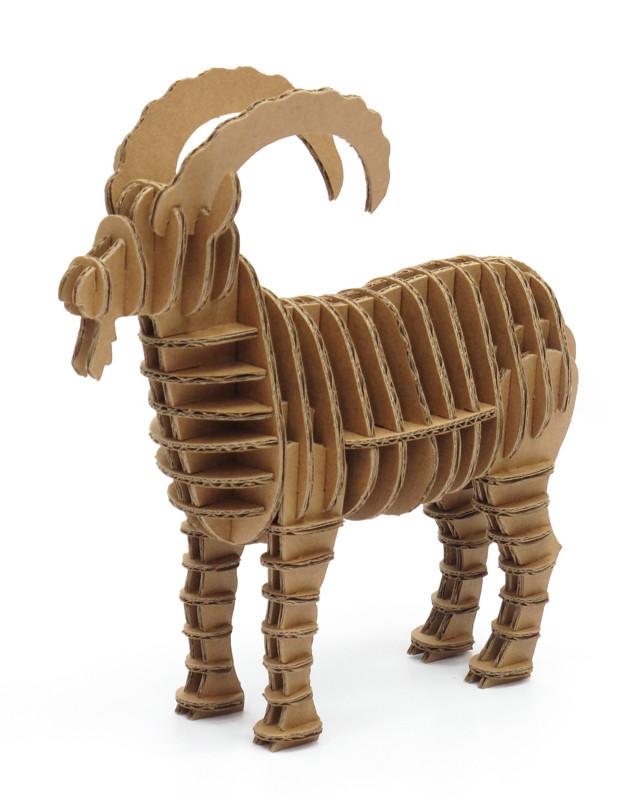 Cardboard Ram 5