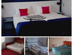 Łóżko małżeńskie / king size bed