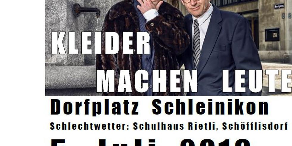Theater Kanton Zürich / Kleider machen Leute