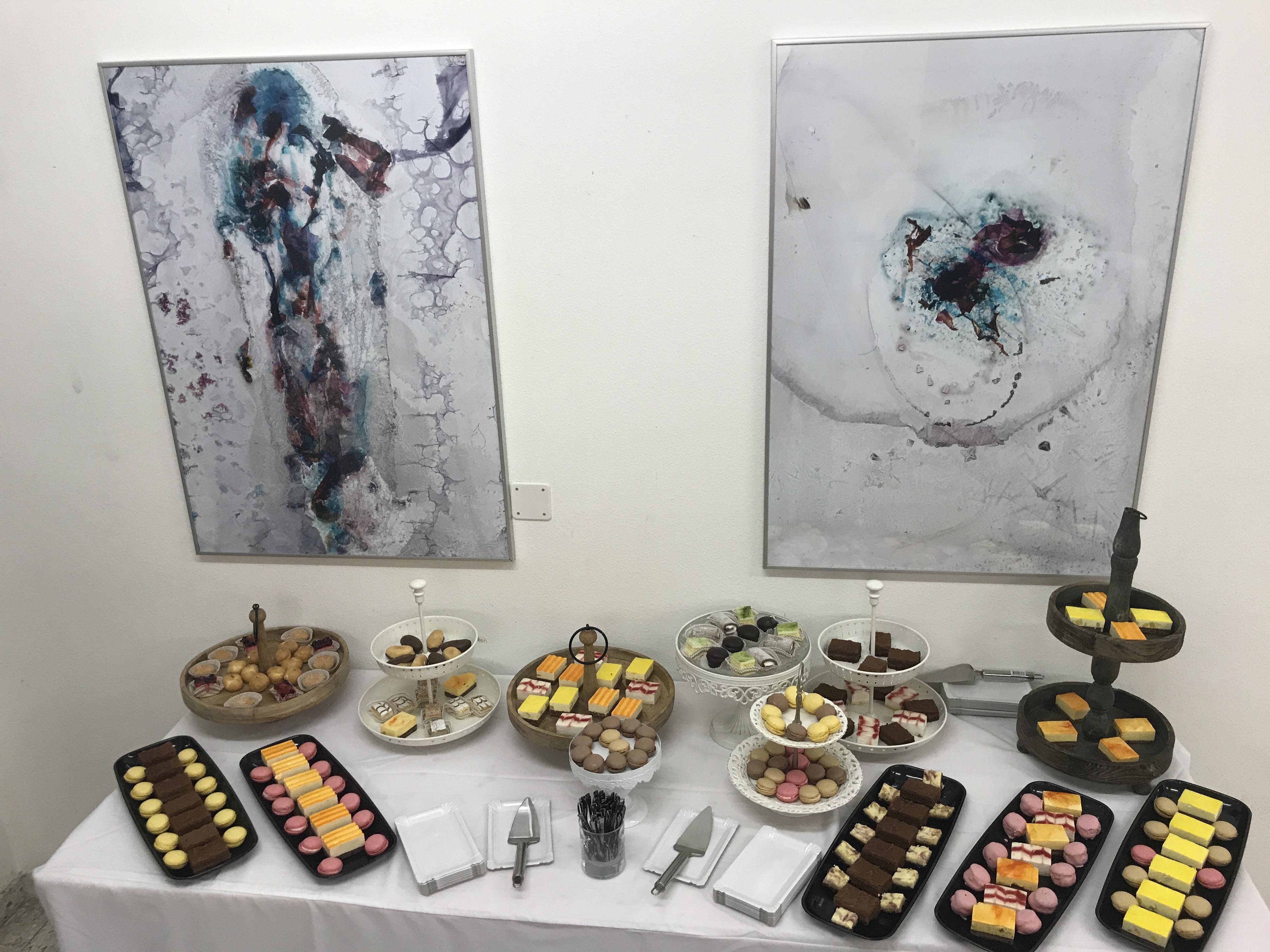 Desertbuffet - Abschiedsapéro