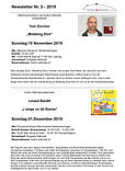 KUWE Newsletter 3-2019