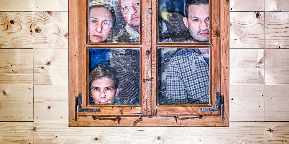 """Theater Kanton Zürich spielt """" Holzers Peepshow """" von Markus Köbeli"""