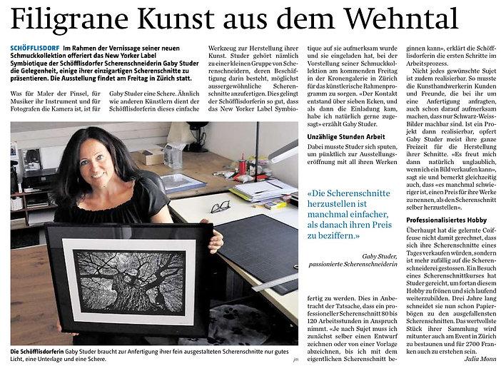 Pressebericht_Zürcher_Unterländer_23.07.