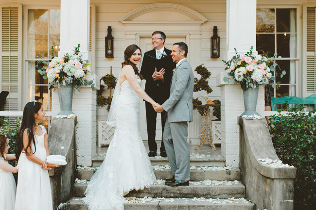K&A's Classically Beautiful Wedding