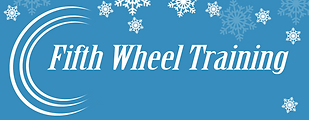 Fifth Wheel Training Winter Logo