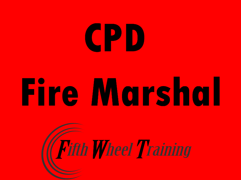 CPD: Fire Marshal