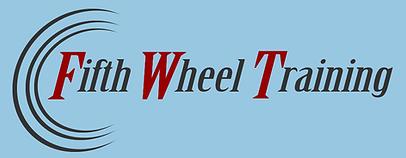 Fifth Wheel Training logo blue