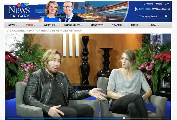CTV Interview