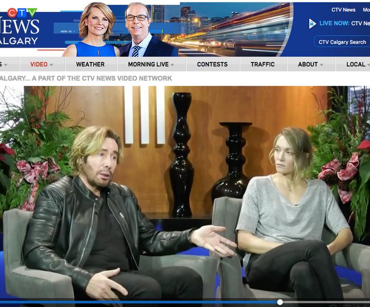 CTV Calgary Interview