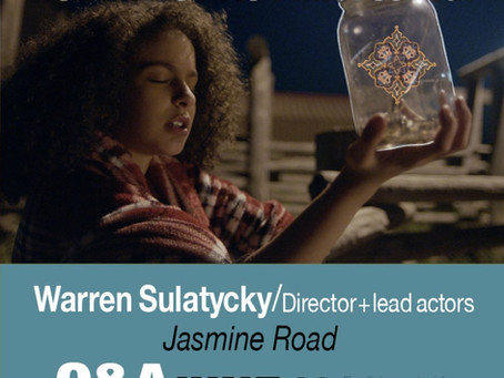 JASMINE ROAD WEST COAST US PREMIERE AT FINE ARTS FILM FESTIVAL, VENICE, CA