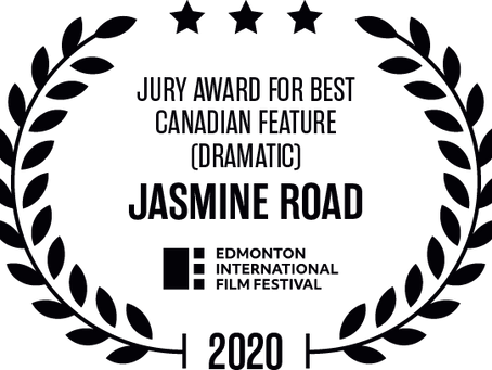 The 34th Edmonton International Film Festival Announces 2020 Film Awards