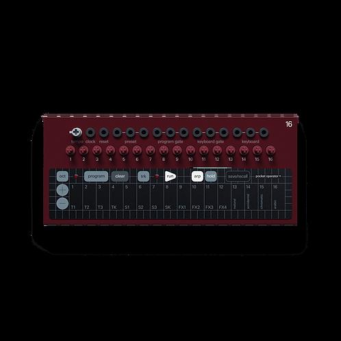 Teenage Engineering Pocket Operator Keyboard Module 16 KIT