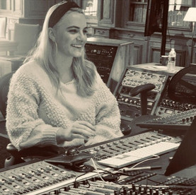 9/17 FSL x Girls Are Loud: Mix Engineering w/ Eva Reistad