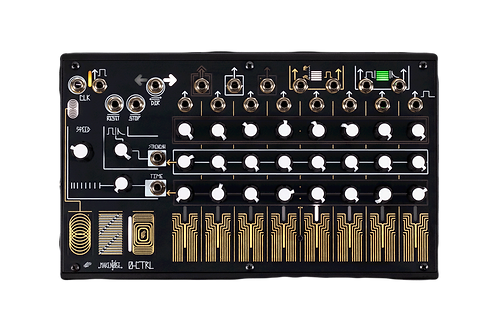 Make Noise 0-CTRL Semi-modular Analog Desktop Controller and Sequencer