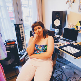 6/18 Intro to Songwriting in Ableton w/ Neyva