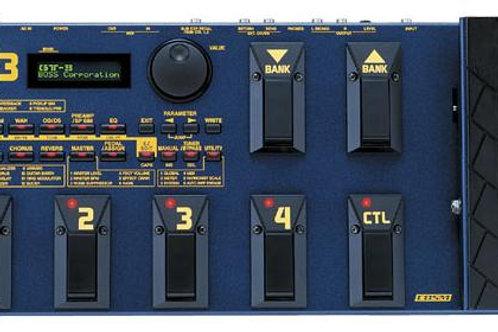 Boss GT-3 Effects Processor