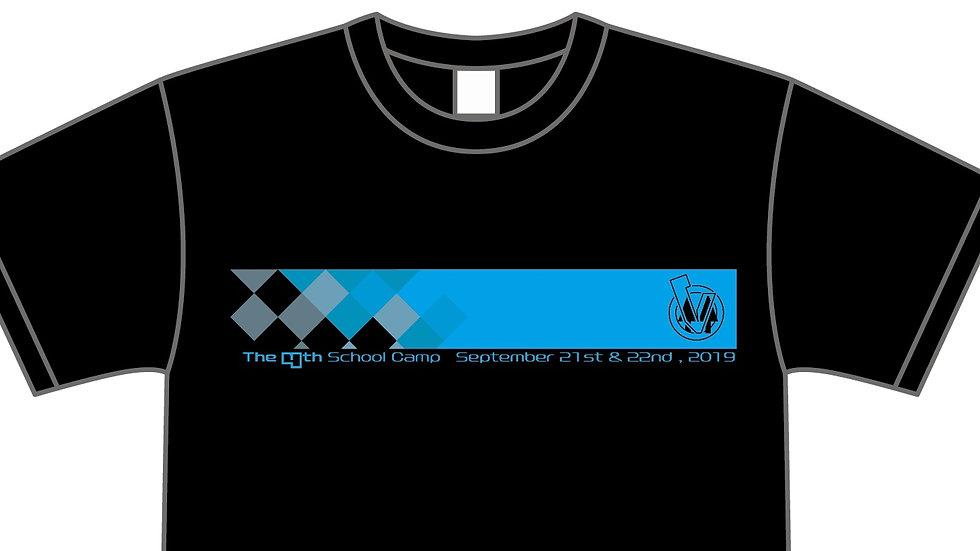 第4回VO林間学校挙行記念Tシャツ(再販,新色バリエーション)