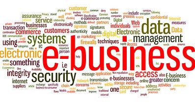 Oblak ključnih besed e-poslovanja