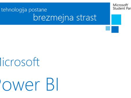 Brezplačni priročnik: Power BI