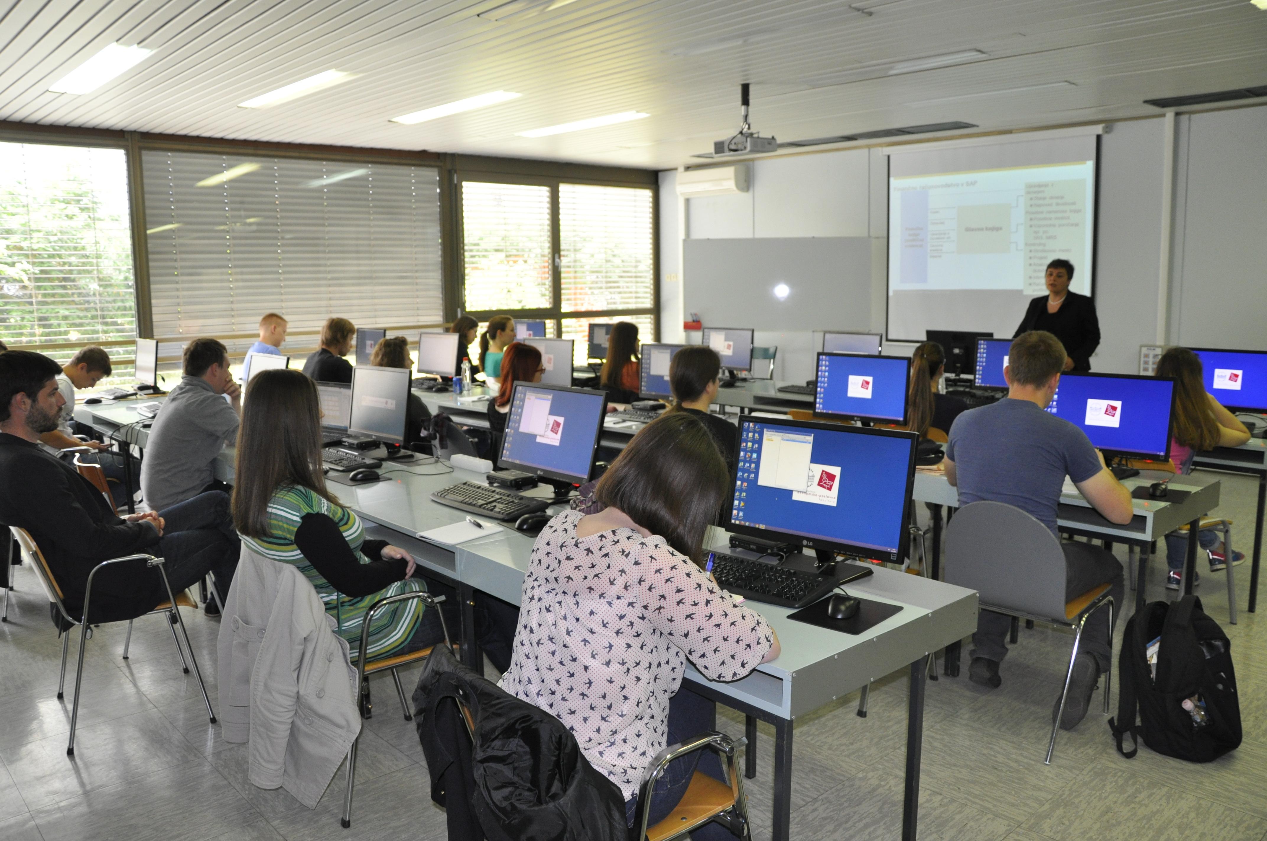 SAP šola FI 2013