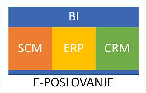 Ključne informacijske rešitve e-poslovanja