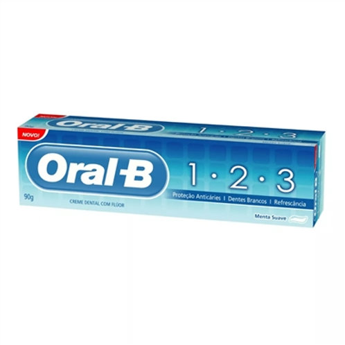 Creme Dental 70g - Oral B