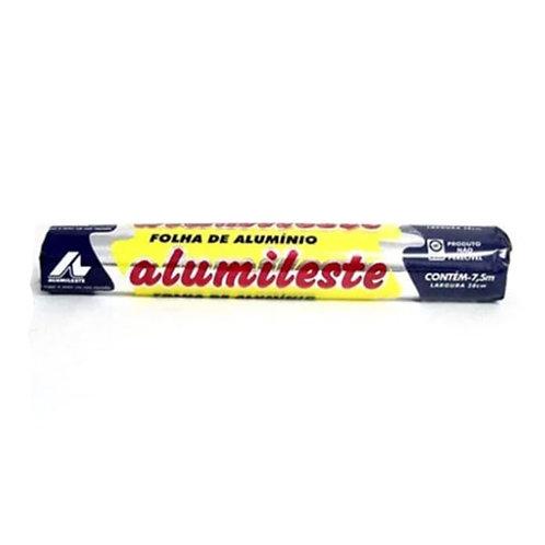 Papel Alumínio - Alumileste