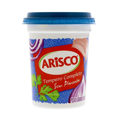 Tempero Completo (Sem Pimenta) 300g - Arisco