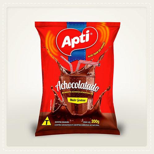 Achocolatado em Pó 200g - Apti