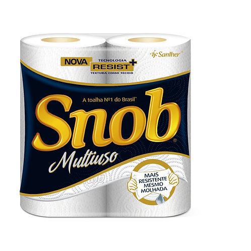 Papel Toalha (2 Rolos) - Snob