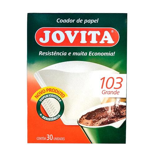 Coador de Papel Grande (30 unidades) - Jovita
