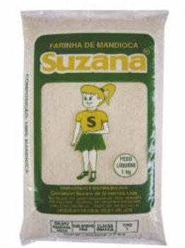 Farinha de Mandioca 500g - Suzana
