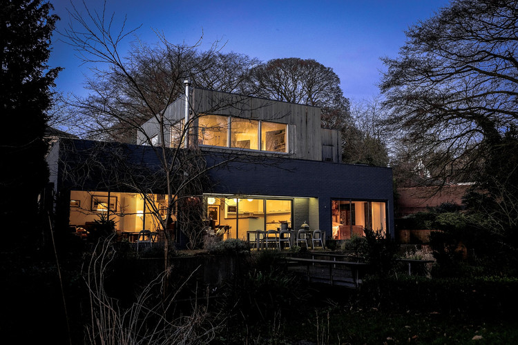 Hodson Architects Cromwell Extension ext